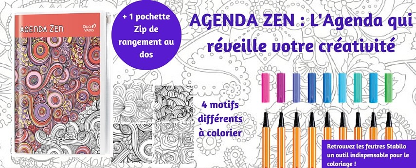 <p>Agenda Zen</p>