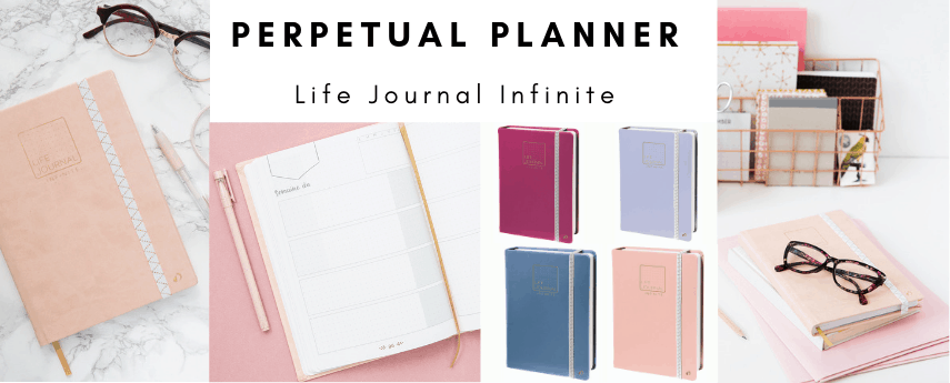 <p>New Life Journal Infinite</p>