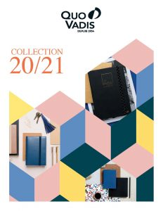 Catalogue Quo Vadis 2020-2021