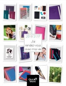 Catalogue Quo Vadis 2016-2017