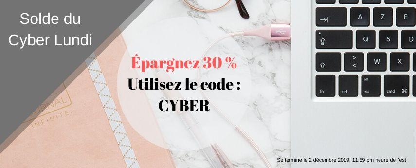 <p>Cyber lundi</p>