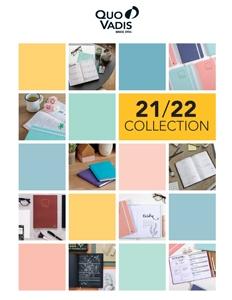 2021-2022 Quo Vadis Catalog