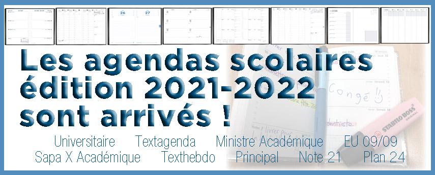<p>Agendas académiques 2021-2022</p>